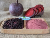 dried beetroot